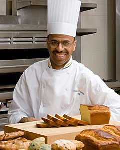 Richard J. Coppedge Jr, Author, Professor and Certified Master Baker