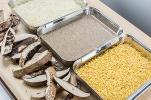 Gluten Free Portobello Strips Recipe