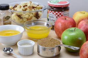 Allergen Free Apple Brown Betty Recipe
