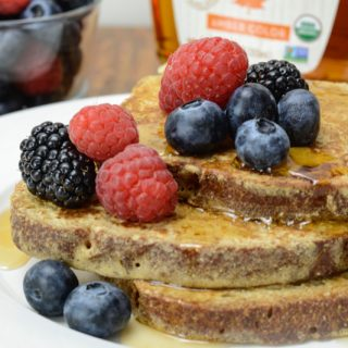 Allergy-friendly French Toast