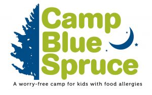 Logo for Camp Blue Spruce