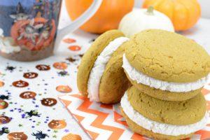 Allergen Free Pumpkin Whoopie Pies