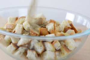 Gluten free Homemade Croutons Recipe