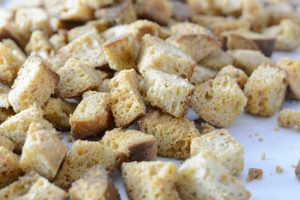 Gluten and Allergen Free Croutons Recipe