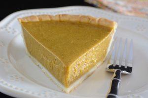 Allergen-free Pumpkin Pie by Your Allergy Chefs