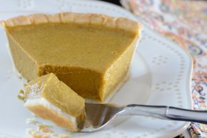 Your Allergy Chefs Pumpkin Pie Recipe