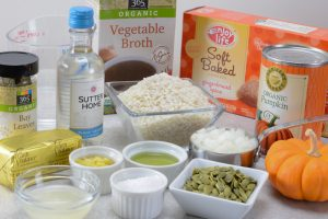 How to make allergen free risotto