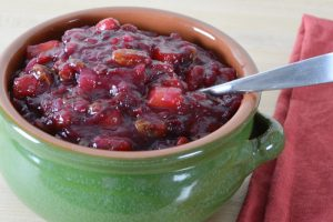 Best Cranberry Relish that is so versatile by Your Allergy Chefs