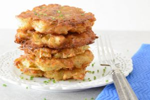 Best Latkes by Your Allergy Chefs