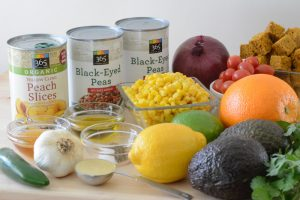 How To Make Allergy Free Black-Eyed Pea Cornbread Panzanella