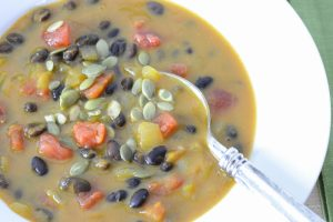 The best pumpkin soup by Your Allergy Chefs