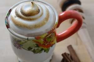 Mexican Hot Chocolate with Marshmallow Meringue by Your Allergy Chefs