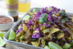Mole Nachos Especiales by Your Allergy Chefs