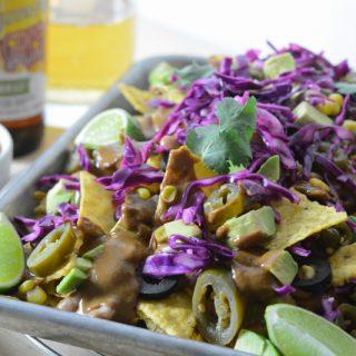 Allergy-friendly best nachos ever by Your Allergy Chefs