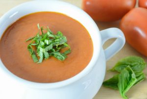 Allergen Free Roasted Tomato Soup Recipe
