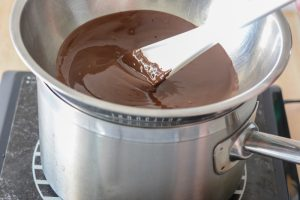 The Best Allergen Free Chocolate Ganache Recipe