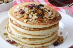 Allergen Free Granola Pancake Recipes