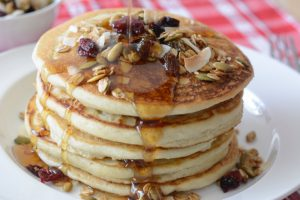 Best gluten-free pancakes by Your Allergy Chefs