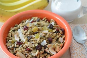 Allergen Free Breakfast Granola Recipes