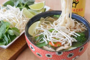 Allergen Free Lemongrass Pho Recipe