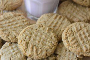 Allergen Free Peanut Butter Cookies