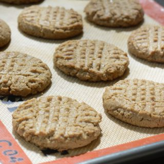 Best peanut butter cookies by Your Allergy Chefs
