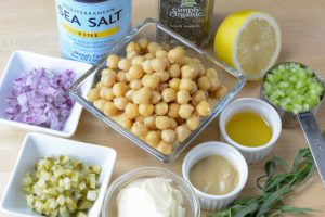 How To Make Allergen Free Chickpea Salad Sandwiches