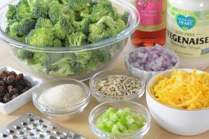 Best Broccoli Salad Recipe