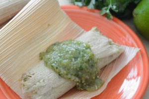 Allergy Friendly Green Salsa Recipe