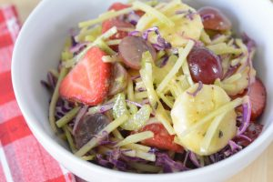 Best Fruit and Broccoli Slaw by Your Allergy Chefs