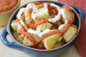 Your Allergy Chefs Patatas Bravas Recipe