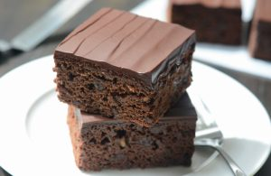 Allergen Free Double Chocolate Banana Brownie Recipe