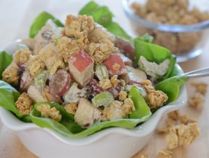 Allergy-friendly Waldorf salad by Your Allergy Chefs