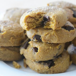pumpkin chocolate chip drops by Your Allergy Chefs