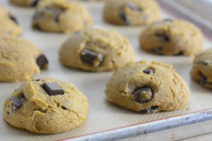 Vegan Pumpkin Chocolate Chip Cookies Recipe
