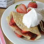 teen recipe challenge strawberry crepes
