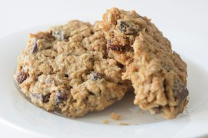Oregon trail oatmeal cookies by Your Allergy Chefs