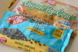 Non-GMO popcorn recipes