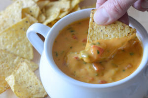 Dair Free Queso Dip Recipe