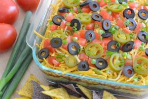 Mexican Fiest Dip Recipe
