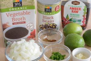 Gluten Free Refried Black Beans Recipe