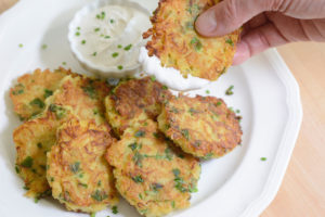 Gluten Free Fritter Recipes
