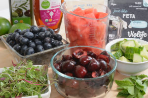 Allergen Free Fruite Salad