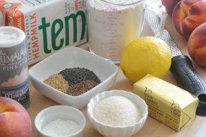 Allergen Free Shortcake Recipe