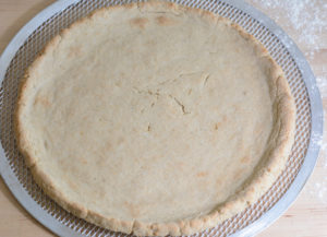 Allergy friendly pizza dough recipe