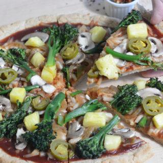 Allergen Free Pizza Crust