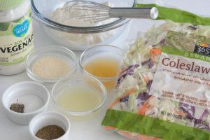 Your Allergy Chefs Coleslaw Recipe