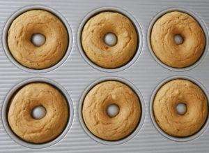 Allergen Free Doughnut recipe