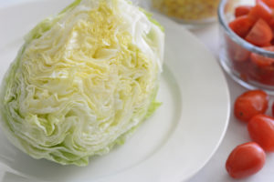 Your Allergy Chefs Southwestern Wedge Salad