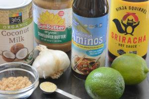 Allergen Free Thai Sauce